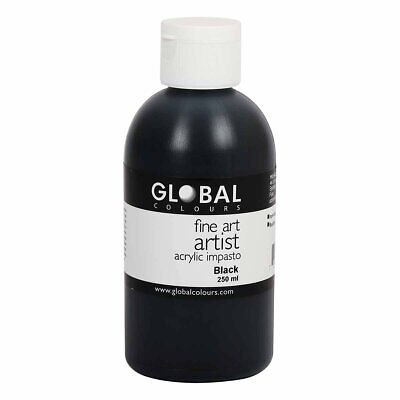 Global Acrylic Paint 250Ml