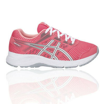more photos ad6f6 d7195 Asics Junior Gel-Contend 5 GS Running Shoes Trainers Sneakers Pink Sports