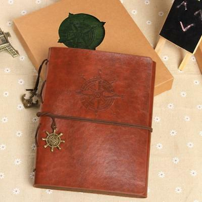 420 ​pages Vintage PU Leather Photo Book Baby Memory Album Self Adhesive DIY