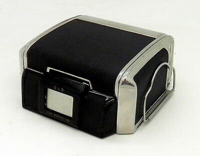 Vintage Bronica Chrome Film Back - Matching Numbers - S, S2, S2A Cameras #3365