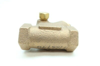 Crane Bronze Swing Gate Check Valve 200 3/8in Npt