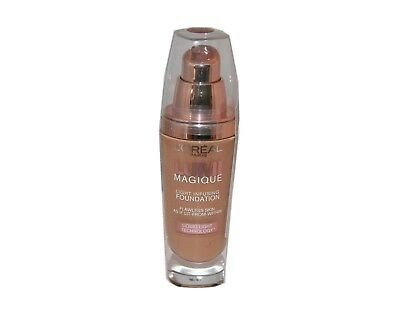 L'Oreal Lumi Magique Light Infusing Foundation | Gold Camel D/W6 | Flawless Skin