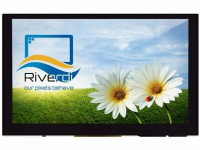 "RVT50AQFNWC00 - 1st Display: TFT; 5""; 800x480; Bel: LED; Displayabmessung:..."