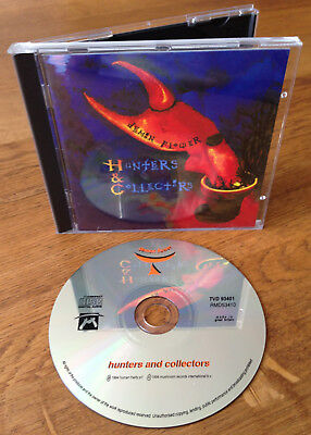 Hunters And Collectors - Demon Flower Rare Original 1994 Issue Cd