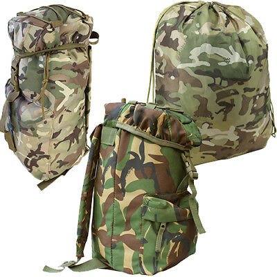 Kids Army Rucksack 15 Litre Military Children Child Bag Play Toy Cadet  Camping 9d47ba886988b