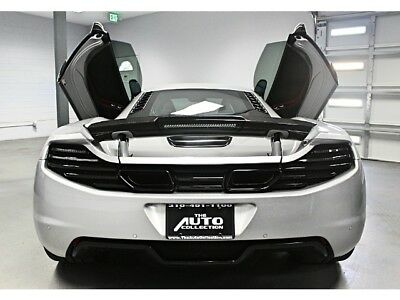 2012 MP4-12C COUPE 2012 McLaren MP4-12C COUPE Automatic 2-Door Coupe