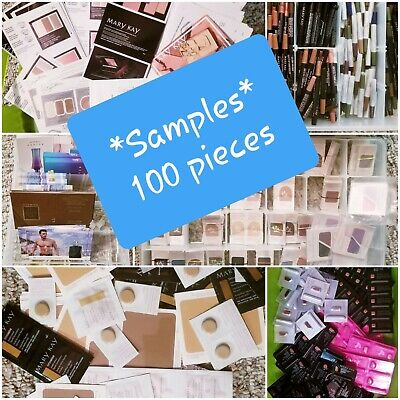 *100 piece Lot of Mary Kay Samples - FREE SHIPPING - PLEASE READ DESCRIPTION *
