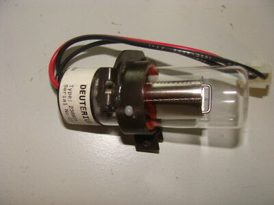 Used Deuterium Lamp Replacement Bulb for Spectrophotometers Type 23882A