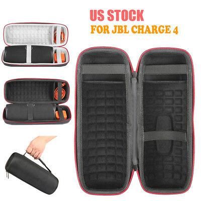For JBL Charge 4 Bluetooth Speaker Case Carrying Sleeve Cover Travel Bag