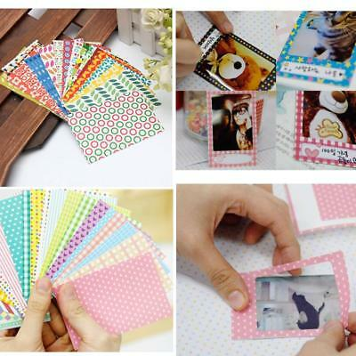 40 Sheets Instant Films Sticker For FujiFilm Instax Mini 8/7s/25/50