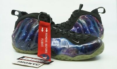 dce58945a1f Nike Air Foamposite One Nrg Used Size 14 Galaxy Obsidian Anthracite 521286  800