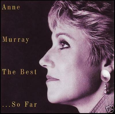 Anne Murray - The Best... So Far Cd ~ Greatest Hits / Best Of Compilation *new*