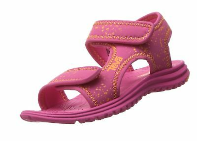 2b0ddf20cf20 TEVA TIDEPOOL SPORT Sandal (Toddler Little Kid Big Kid) Pink Orange ...