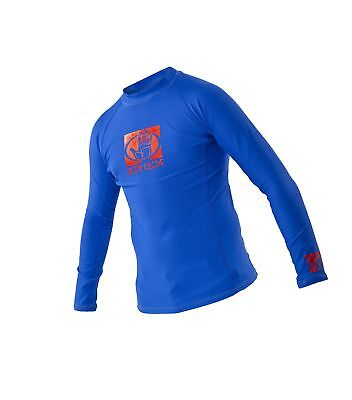 Body Glove Wetsuit Co Junior Basic Fitted Short Arm Rash Guard