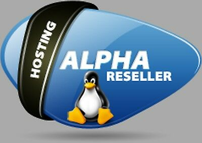 Alpha Reseller Hosting w/FREE Domain and SSL