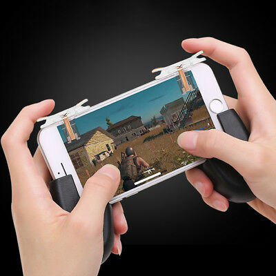 T10+ Cell Phone Gaming Trigger Fire Button Handle L1R1 Shooter Controller PUBG