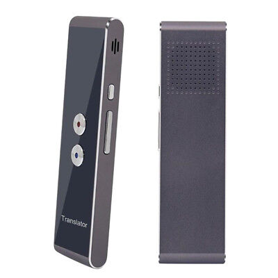 NEW Portable Smart Voice Translator Two-Way Real Time Multi-Language Translation