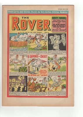 The Rover Comic - No 1767  - 1959 - FREE GIFT -  SCARCE!!