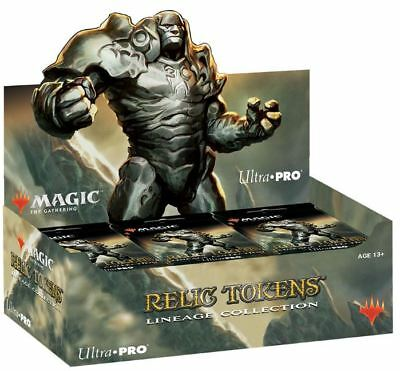 Magic The GatheringN TCG - Relic Tokens Lineage Collection Pack x24
