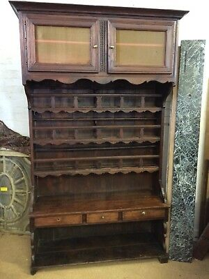 Antique Country French Dresser