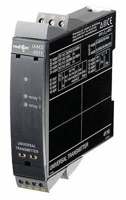 Red Lion Signal Conditioner, Analg Out/Dual Setpnt  IAMS0011  - 1 Each