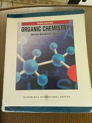 Organic Chemistry by Janice G. Smith (3rd Edition) (International Version)