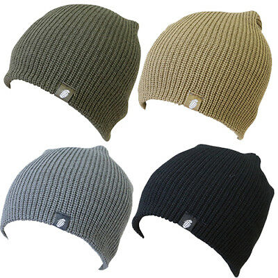 0e5a9124863 Kombat Tactical Bob Hat Beanie Docker Style Watch Cap Airsoft Hunting Work  Wear
