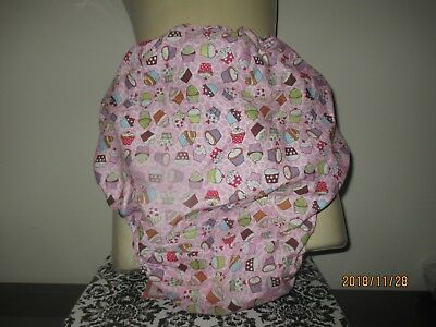 89e86fc91dea SIZE16-20 FLUFFY CD/TV,ADULT Baby,Sissy ,Diaper,Nappy cover Panties ...