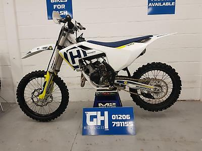 2017 Husqvarna TC125 | Good Condition | Low Rate Finance Example