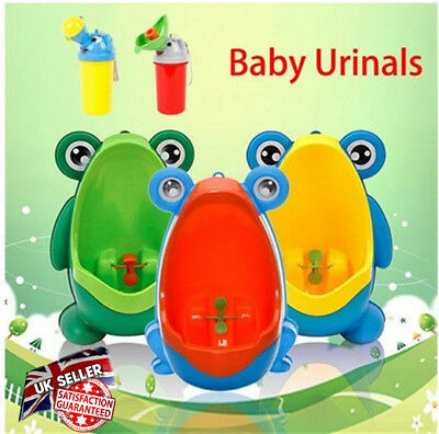 Baby Portable Urinal Cute Travel Car For kids Toilet Kids UK Vehicular Potty