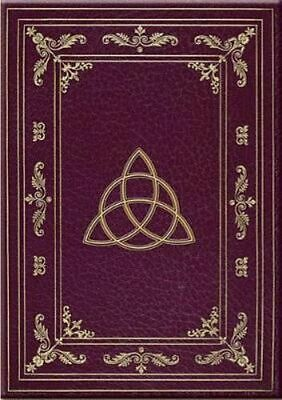 NEW Wiccan Journal By Lo Scarabeo Hardcover Free Shipping