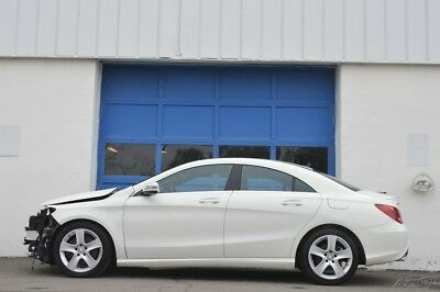 2015 Mercedes-Benz CLA-Class CLA 250 4MATIC® Repairable Rebuildable Salvage Lot Drives Great Project Builder Fixer Easy Fix