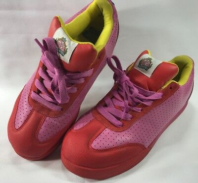MEN S-PHARRELL WILLIAMS-ICE CREAM-BOARD Flip-Red Pink-SZ 10 Reebok ... 1a9d895ca