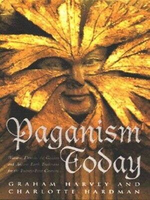 Paganism today by Graham Harvey (Paperback)
