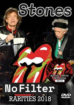 The Rolling Stones No Filter Rarities 2018 2DVD