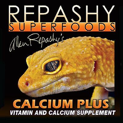 Repashy Superfoods Calcium Plus All-In-One Supplement With Added Vitamins 85g