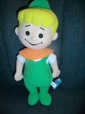 """11"""" Toy Factory ELROY JETSON Plush Hanna Barbera The Jetsons W/Tags SHIPS FREE!"""
