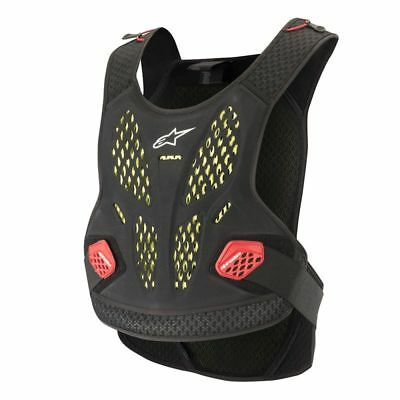 ALPINESTARS MX SEQUENCE Body Armor Chest Protector Roost Guard XS/S, M/L, XL/2X