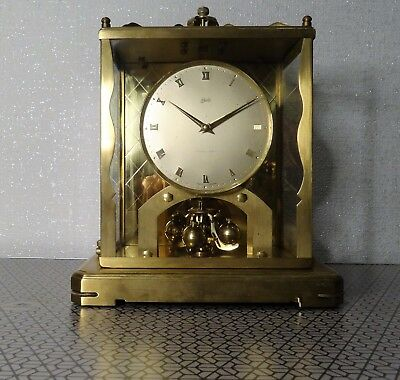 Schatz  1000 Day anniversary Torsion clock by August Schatz & Sohne. German Made