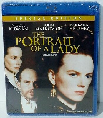 The Portrait of a Lady Blu-ray 2012 Special Edition SHOUT FACTORY NEW SEALED