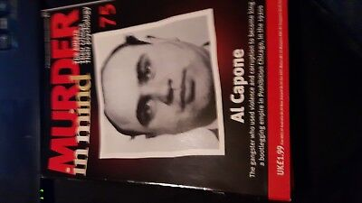 Murder In Mind Magazine Based On True Crimes Issue 75 Al Capone