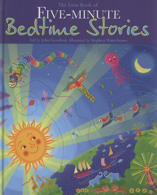 Five-minute: The Lion book of five-minute bedtime stories by Mr John Goodwin