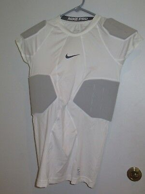 Nike Pro Hyperstrong Mens Compression Padded Football Shirt Large cfbe4923d