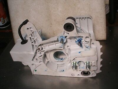 Genuine Stihl  Ms250 Ms230 Ms210  Engine Housing Crankcase Saddle Oem #1