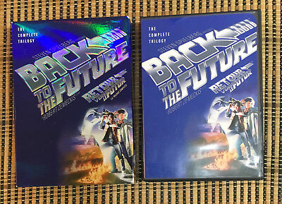 Back To The Future Triology DVD Canadian