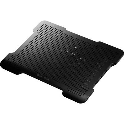 Cooler Master NotePal X-Lite II - Ultra Slim Laptop Cooling Pad with 140 mm Sile