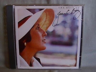 Joan Baez- The Best of Joan C. Baez- Made in France
