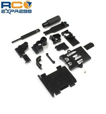 Kyosho SM34 Outrage Plastic Parts D Gear Cover /& Mount