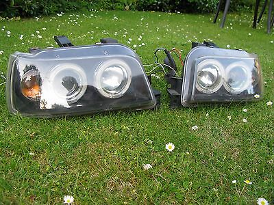 Clio Mark 1 Angel Eyes Headlights 1990-95