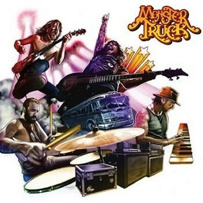 MONSTER TRUCK True Rockers CD 2018 NEW Sealed Dee Snider Twisted Sister